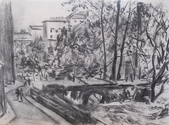 Along the river, Original