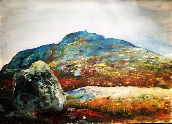 Dagali Mountain, Print