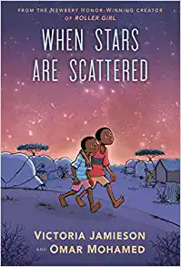 When Stars Are Scattered by Victoria Jamieson & Omar Mohamed
