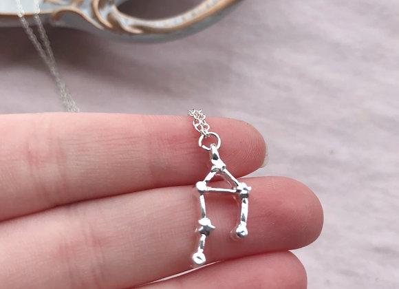 Libra Constellation Necklace