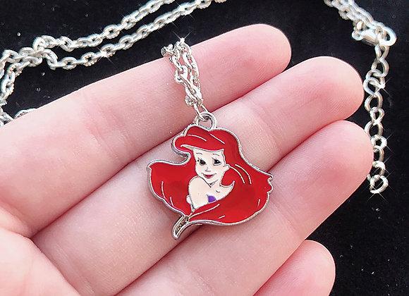 The Little Mermaid Ariel Pendant