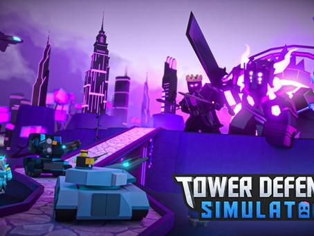 Roblox Tower Defense Simulator Codes - May 2021