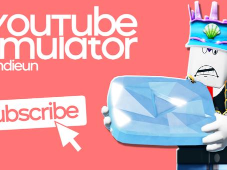 Roblox YouTube Simulator Codes - July 2021