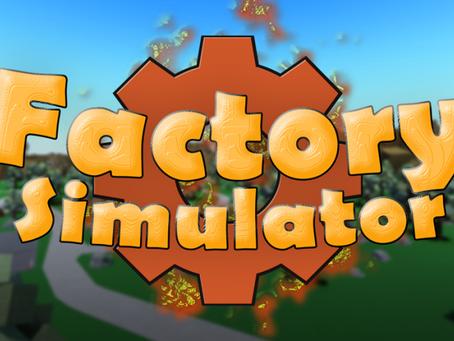 Roblox Factory Simulator Codes - July 2021