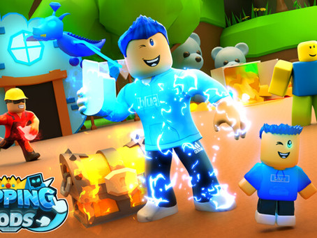 Roblox Tapping Gods Codes - June 2021