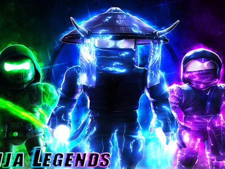 Roblox Ninja Legends Codes - May 2021