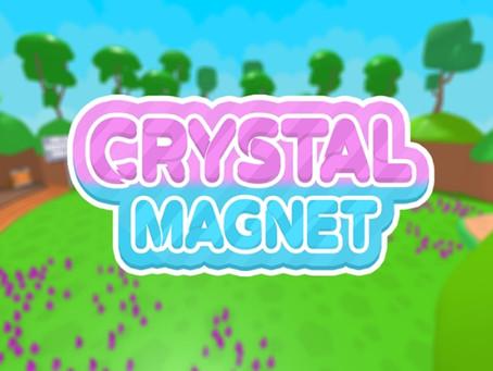 Roblox Crystal Magnet Simulator Codes - May 2021