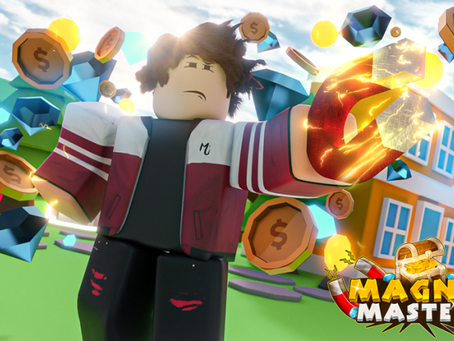 Roblox Magnet Masters Codes - August 2021