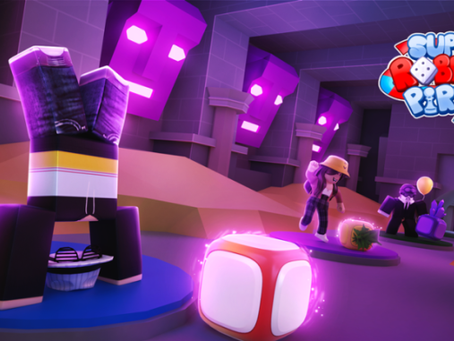 Roblox Super Roblox Party Codes - July 2021