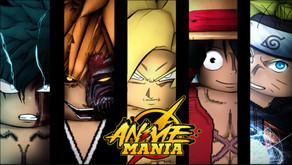 Roblox Anime Mania Codes - April 2021