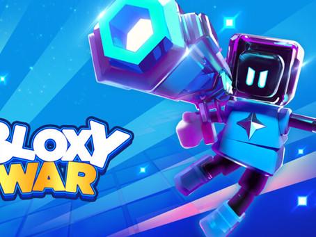 Roblox Bloxy War Codes - May 2021