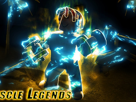 Roblox Muscle Legends Codes - May 2021