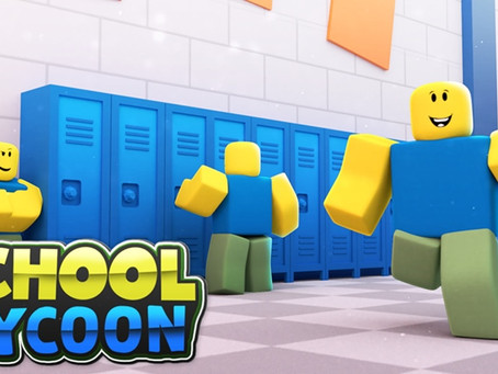 Roblox School Tycoon Codes - May 2021