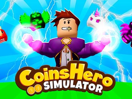 Roblox Coin Hero Simulator Codes - June 2021