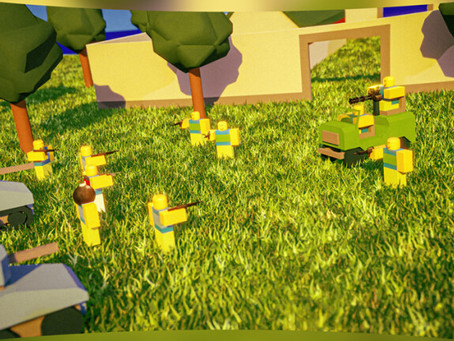 Roblox Noob Army Tycoon Codes - May 2021