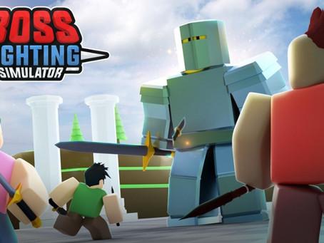Roblox Boss Fighting Simulator Codes - May 2021