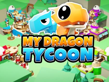 Roblox My Dragon Tycoon Codes - May 2021