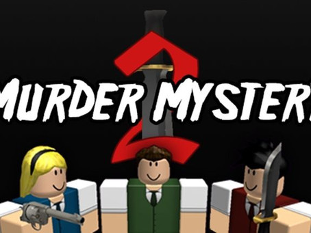 Roblox Murder Mystery 2 Codes - July 2021