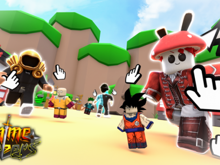 Roblox Anime Tappers Codes - October 2021