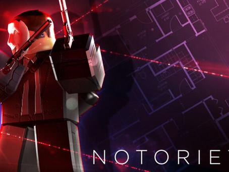 Roblox Notoriety Codes - June 2021