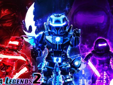 Roblox Ninja Legends 2 Codes - May 2021