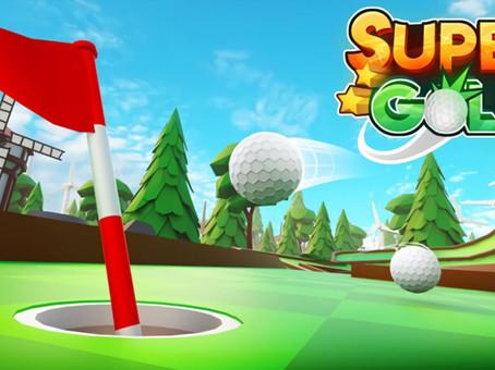 Roblox Super Golf Codes - May 2021