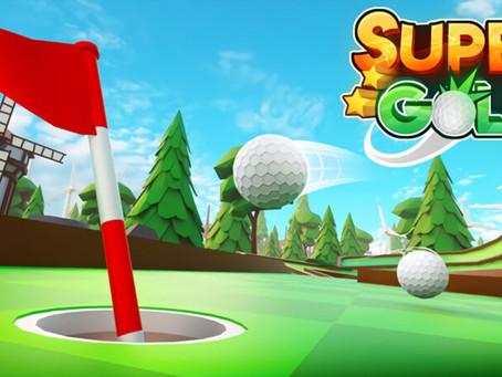Roblox Super Golf Codes - June 2021