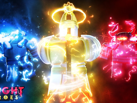 Roblox Knight Heroes Codes - May 2021