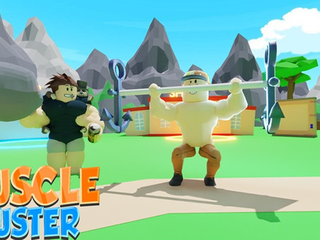 Roblox Muscle Buster Codes - June 2021