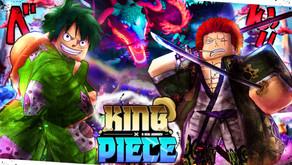 Roblox King Piece Codes - April 2021