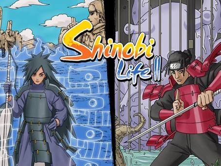 Roblox Shindo Life Codes - June 2021