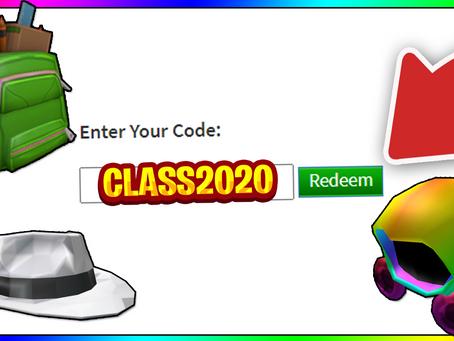 Roblox Promo Codes - June 2021