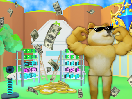 Roblox Dogecoin Mining Tycoon Codes - July 2021