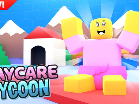 Roblox Daycare Tycoon Codes - May 2021