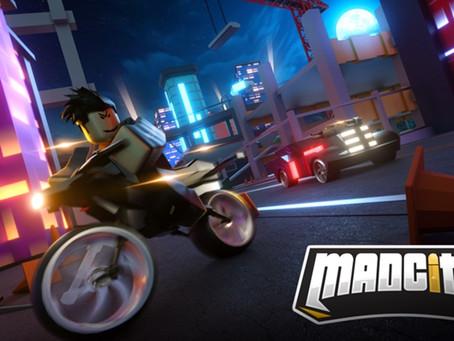 Roblox Mad City Codes - May 2021