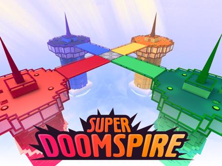 Roblox Super Doomspire Codes - September 2021