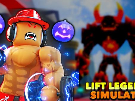 Roblox Lift Legends Simulator Codes - May 2021