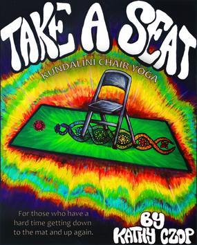 Take A Seat - Kundalini Yoga Book Cover