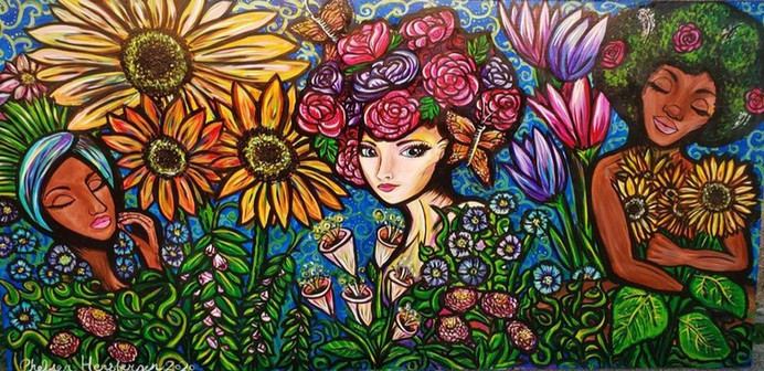 We Belong Among the WIldflowers