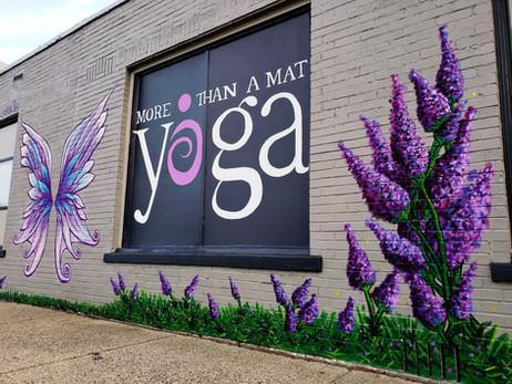 More Than A Mat Yoga Studio