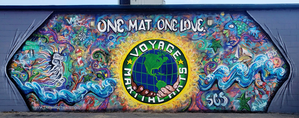 One Mat, One Love