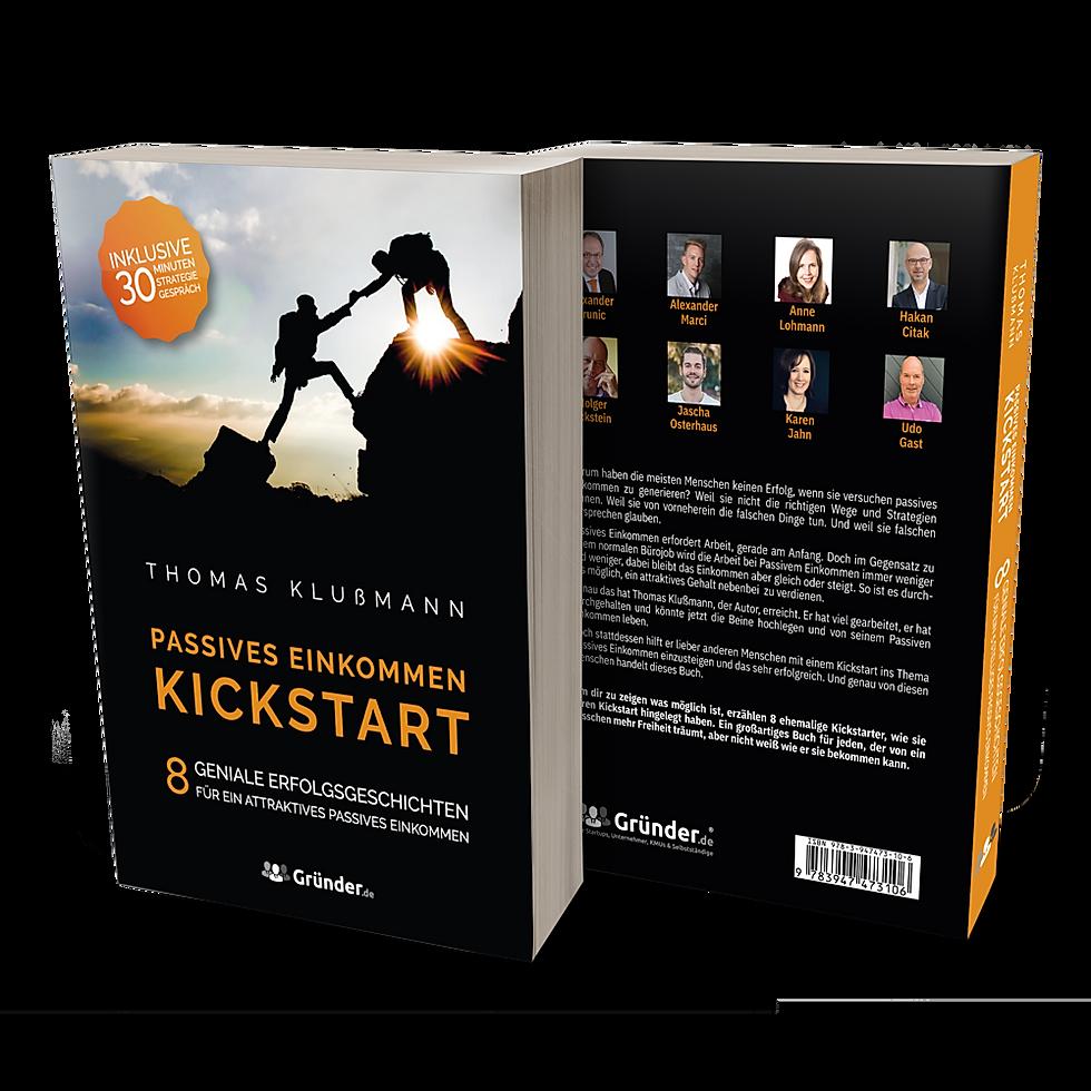 Passives Einkommen - Kickstart