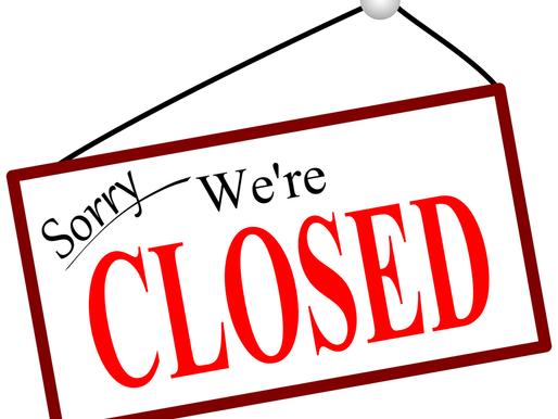 YogaConnection Studio closed until April 15th.
