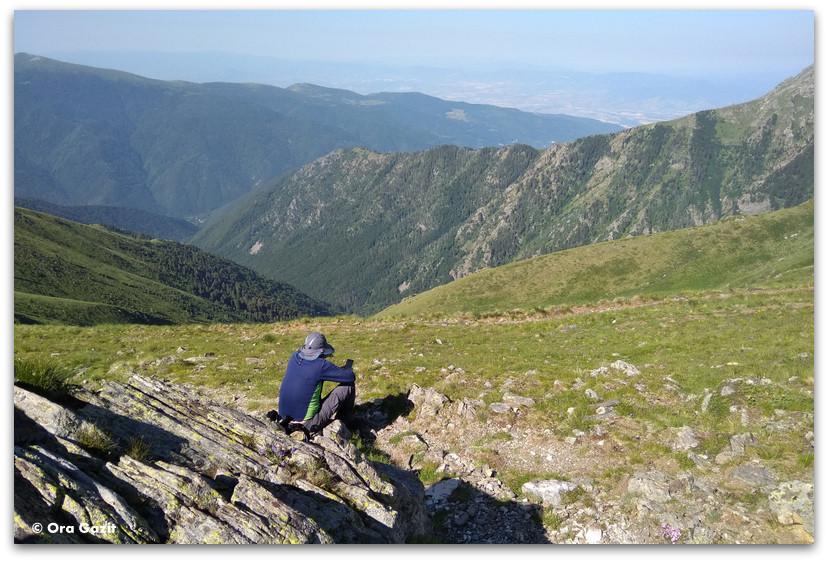 צילום נוף - טרק הרי רילה בולגריה - יומן מסע