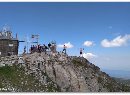יאללה מוסלה   טרק הרי רילה בולגריה   יום 5