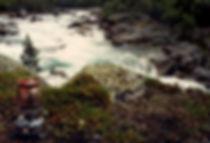 נהר, נורבגיה - יומן מסע - טיול אחרי צבא