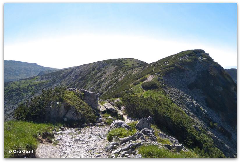 צילום נוף - טרק הרי רילה - טרקים בבולגריה - יומן מסע