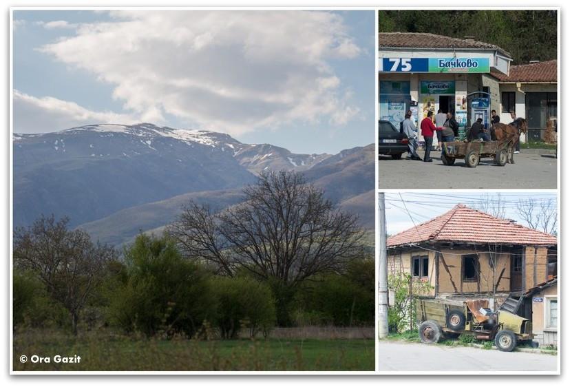 כפר - בולגריה - טיול עם ילדים בחול