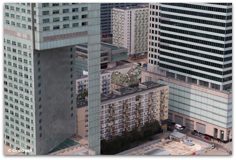 בניינים - טיול בורשה - מה לעשות בורשה