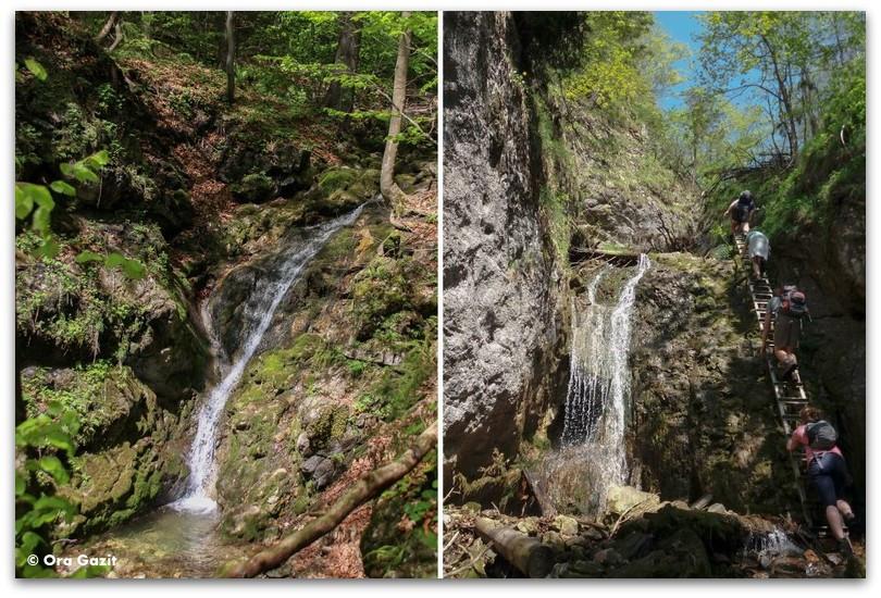 מפלים - טרק - גן העדן הסלובקי - סלובקיה